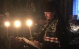 Во вторник первой седмицы Великого поста епископ Нестор совершил повечерие и чтение покаянного канона в Трехсвятительском храме в Париже