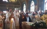 Епископ Нестор совершил отпевание Софии Ребиндер в храме Свято-Сергиевского богословского института в Париже