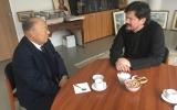 Епископ Нестор встретился с имамом главной мечети Парижа