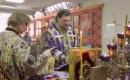 Совершено малое освящение храма новообразованной общины в Аликанте