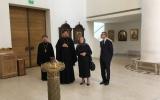 Министр образования Российской Федерации посетила Духовно-культурный центр в Париже