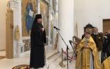 Епископ Нестор совершил Божественную литургию в соборе в честь Пресвятой Троицы в Париже