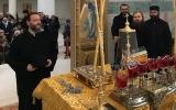 Архиепископ Охридский Иоанн посетил Троицкий собор и Духовно-культурный центр в Париже