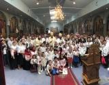 Епископ Корсунский Нестор принял участие в торжественном прославлении собора древних святых Испании и Португалии