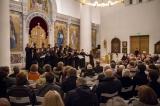 Хор Троицкого кафедрального собора и Русской духовной семинарии выступили с рождественским концертом