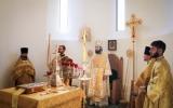 Митрополит Антоний совершил Божественную литургию в Троицком соборе