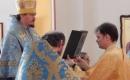 Епископ Нестор возглавил торжества по случаю престольного праздника Благовещенского храма в Барселоне