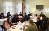 Митрополит Антоний принял участие в заседании комиссии Межсоборного присутствия по церковному управлению
