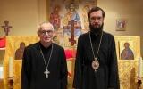 Патриарший экзарх посетил приход в честь святителя Григория Паламы и святой Атталии в Страсбурге