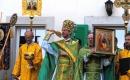 В Троицком монастыре в Домпьере состоялись торжества по случаю престольного праздника