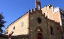 Управляющий Корсунской епархией совершил Божественную литургию в Благовещенском храме в Барселоне