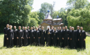 В Духовно-образовательном центре им. прп. Женевьевы Парижской завершился десятый учебный год
