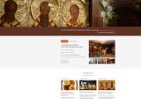 Вышла в свет новая версия сайта Трехсвятительского храма в Париже