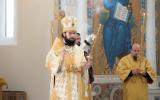 В канун праздника Всех святых, в земле Русской просиявших, митрополит Антоний совершил всенощное бдение в парижском Троицком соборе