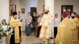 Патриарший Экзарх совершил всенощное бдение в Троицком кафедральном соборе в Париже