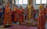 Епископ Нестор возглавил торжества по случаю престольного праздника Воскресенского прихода в Цюрихе