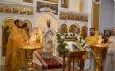 Епископ Корсунский Нестор отметил день преставления преподобного Сергия Радонежского служением Божественной литургии в Барселоне