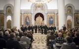 Хоровой фестиваль духовной музыки в Троицком кафедральном соборе в Париже