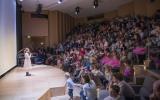 В Духовно-культурном центре в Париже состоялся второй Детский пасхальный фестиваль