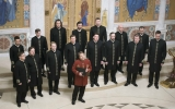 """Хор """"Свет Валаама"""" выступил с концертом в Троицком кафедральном соборе в Париже"""