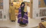 Епископ Нестор совершил Литургию в Троицком кафедральном соборе