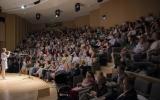 Праздничным концертом отметили день Победы в Духовно-культурном центре в Париже