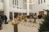Епископ Нестор совершил новогодний молебен в Троицком кафедральном соборе в Париже