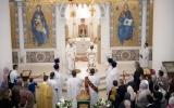 Митрополит Волоколамский Иларион и епископ Корсунский Нестор совершили Божественную литургию в Троицком кафедральном соборе в Париже