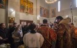 Управляющий Корсунской епархией возглавил престольные торжества прихода в Ванве