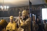 Престольные торжества Трехсвятительского храма в Париже