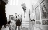 В неделю 28-ую по Пятидесятнице епископ Нестор совершил Литургию в Троицком кафедральном соборе в Париже