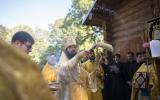 Престольный праздник Богородице-Рождественского храма при Духовно-образовательном центре имени прп. Женевьевы Парижской