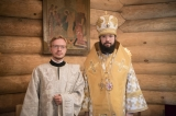 Монах Дионисий (Волков) рукоположен во иеродиакона