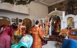 В праздник Антипасхи епископ Нестор совершил Божественную литургию в Воскресенском храме в Цюрихе