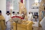 Митрополит Корсунский и Западноевропейский Иоанн прибыл к месту служения