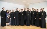 Митрополит Антоний провел встречу с сотрудниками епархиального управления Корсунской епархии