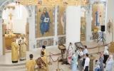 Епископ Нестор совершил Божественную литургию в Троицком соборе в Париже