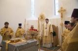 В Троицком кафедральном соборе совершено освящение антиминсов