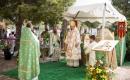 Серафимовский приход в Бенидорме торжественно отметил день памяти своего небесного покровителя