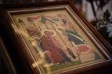 В праздник Введения во храм Пресвятой Богородицы епископ Нестор совершил Литургию в Троицком кафедральном соборе в Париже