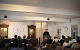 Начало учебного года и вручение дипломов в семинарии
