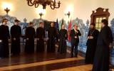 Управляющий Корсунской епархией посетил с архипастырским визитом г. Кашкайш