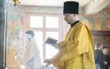 Иеродиакон Дионисий Волков пополнил клир Свято-Троицкого кафедрального собора г. Парижа