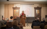 В стенах Русской православной семинарии состоялась презентации трудов Ксении Кривошеиной
