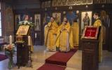 Престольный праздник Духовно-образовательного центра имени преподобной Женевьевы Парижской