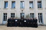 Выпускной акт Духовно-образовательного центра имени преподобной Женевьевы Парижской