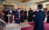 Духовно-образовательный центр им. прп. Женевьевы Парижской посетил кардинал Курт Кох