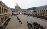 Капеллан Иностранного легиона совершил отпевание офицера Французской армии