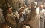 Клирик Константино-Еленинского храма в Кламаре рукоположен во пресвитеры
