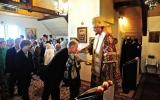 Троицкий мужской монастырь в Домпьер отметил 20-летие со дня основания